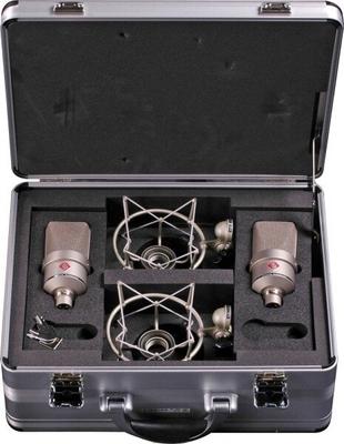 Neumann TLM 103 stereo set Couple TLM103 + Suspension + Valise