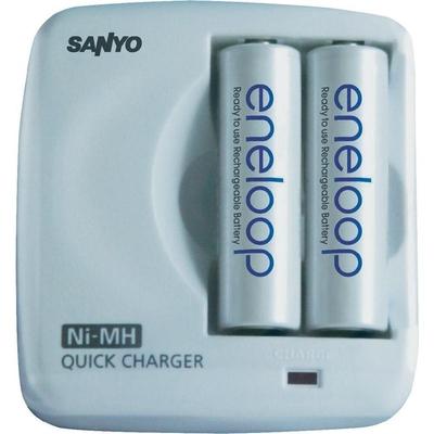 Sanyo Eneloop Battery Charger for Ni-MH AA/AAA