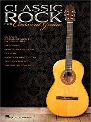 Classic Rock Classical Guitar Book /  / Hal Leonard