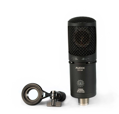 Audix CX112 B Studio Microphone, Cardiode, Condensateur