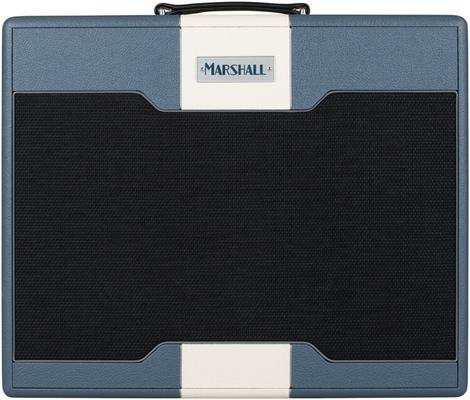 Marshall Astoria Serie DUAL, Blue & Cream Custom Design Combo