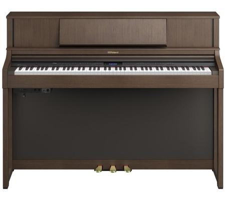Roland LX-7-BW Digital Home Piano Brown Walnut
