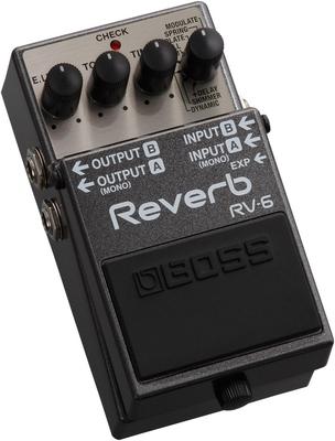 Boss RV-6 Reverb
