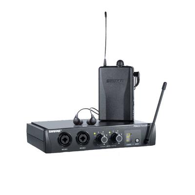 Shure PSM200 COMBO Combo SE112 avec récepteur émetteur