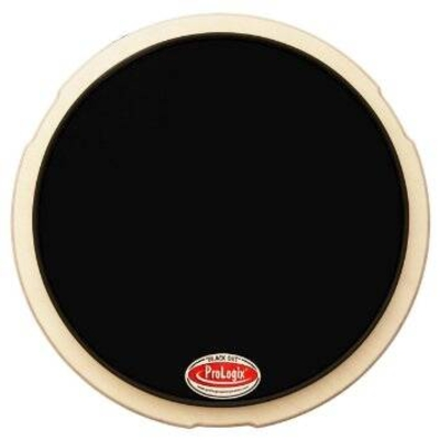 Prologix Practice Pad Noir Taille 12» Black Out