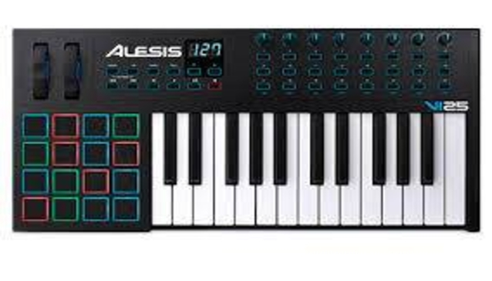 Alesis VI25 USB-MIDI Keyboard Controller
