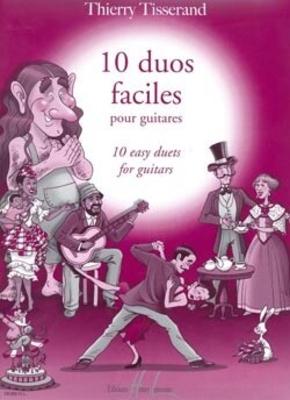 10 Duos faciles pour guitares /  / Henry Lemoine