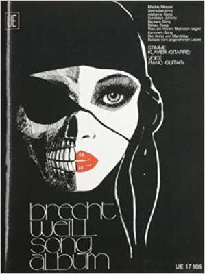 Brecht Weil – Song Album / Kurt Weil / Universal Edition