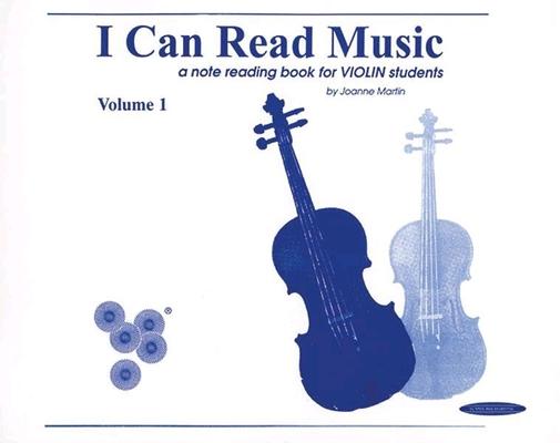 I Can Read Music I Can Read Music Violon vol 1 / Suzuki Shinichi / Alfred Publishing