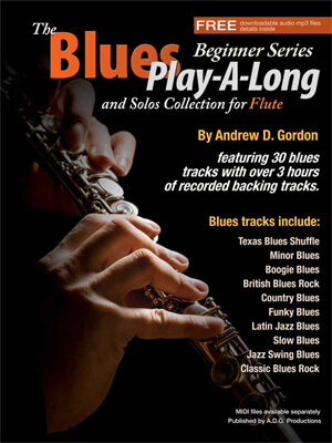 Gordon Blues Playalong Collection For Flûte /  / ADG Productions