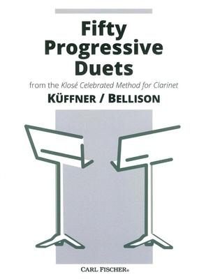 Kummer 50 Progressive Duets /  / Carl Fischer