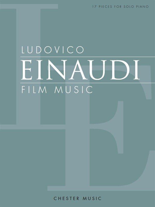 Ludovico Einaudi: Film Music 17 pieces for solo piano / Ludovico Einaudi / Chester Music : photo 1