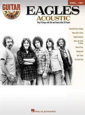 Guitar Play-Along Volume 161: The Eagles  Acoustic /  / Hal Leonard