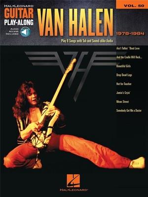 Guitar Play-Along Volume 50: Van Halen Guitar TAB /  / Hal Leonard