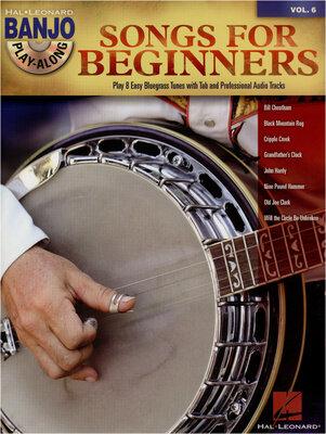 Banjo Play-Along Volume 6 Songs for Beginners /  / Hal Leonard