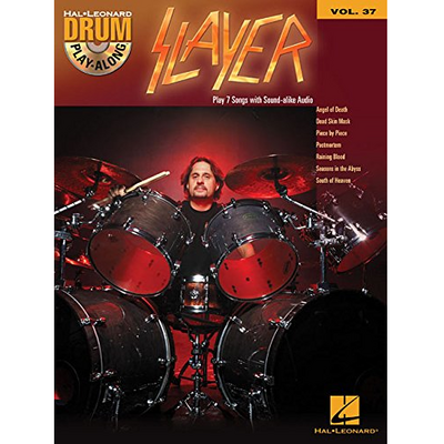 Drum Play-Along Volume 37 Slayer /  / Hal Leonard