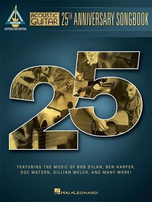 Guitar Recorded Version / Acoustic Guitar 25th Anniversary Songbook /  / Hal Leonard