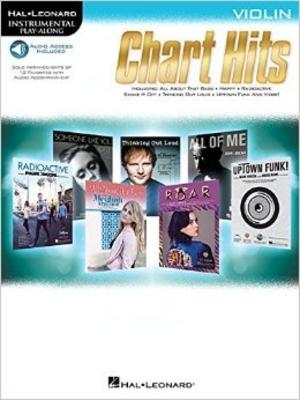 Instrumental Play-Along Chart Hits Viola /  / Hal Leonard