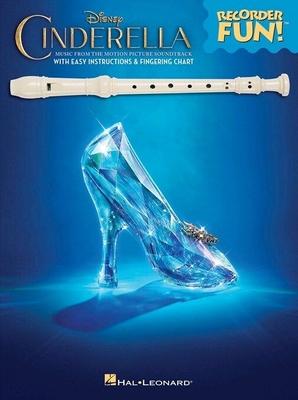 Cinderella  Recorder Fun /  / Hal Leonard