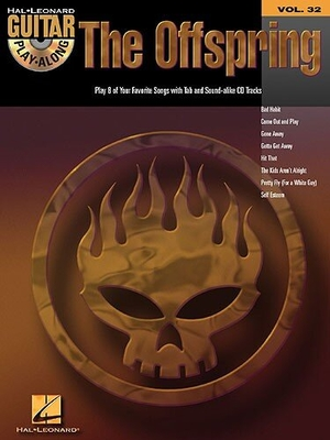 Vol 32 Guitar Play-Along : The Offspring /  / Hal Leonard