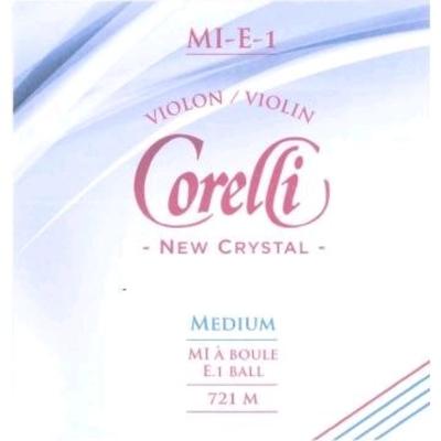 Corelli Crystal 4/4 Mi Medium à boule