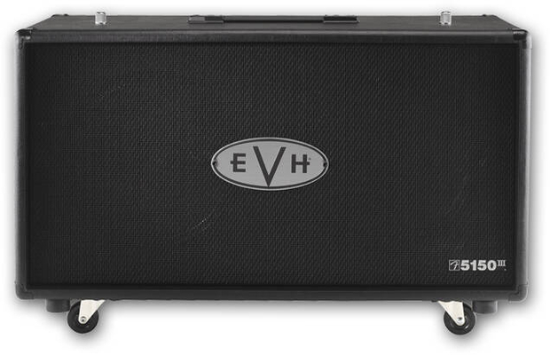 EVH 5150 III 212st Cabinet Black