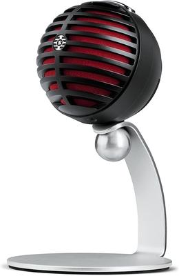 Shure MV5-B-LTG Microphone numérique à condensateur