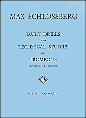 Daily Drills and Technical Studies  Max Schlossberg / Max Schlossberg / Baron New York