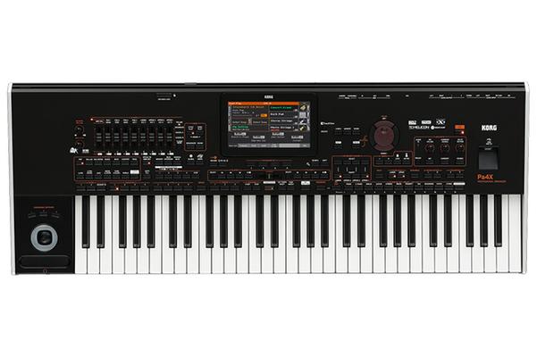 Korg PA4X61-MUS Music-Workstation 61 Musikant
