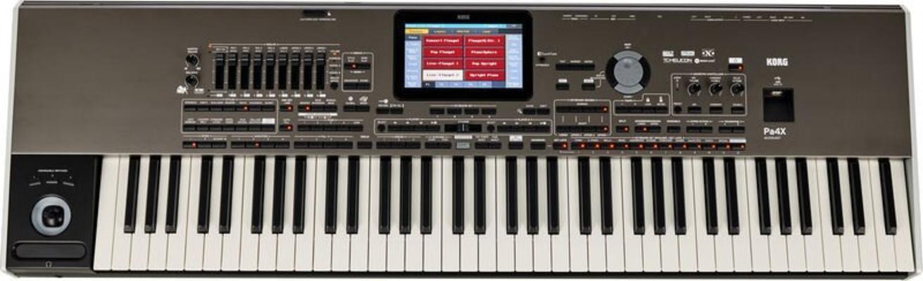 Korg PA4X76-MUS Music-Workstation 76 Musikant