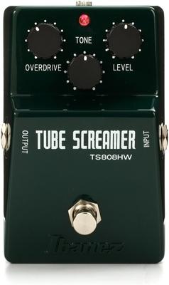 Ibanez TS808HW 9 Series FX Overdrive Tube Screamer HandWired