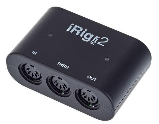 IK Multimedia iRig Midi 2 iRig Midi 2