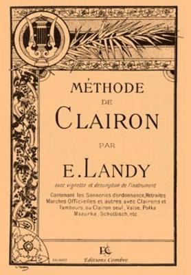 Méthode de Clairon / E.Landy / Combre