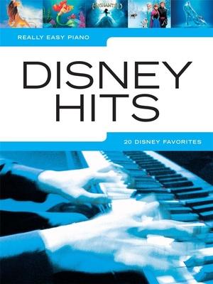 Really Easy Piano / Really Easy Piano: Disney Hits 20 Disney Favourites /  / Hal Leonard