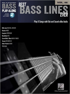 46 Best Bass Lines Ever /  / Hal Leonard