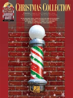 Christmas Collection – Sing In The Barbershop Quartet Volume 5 (Book/CD) /  / Hal Leonard