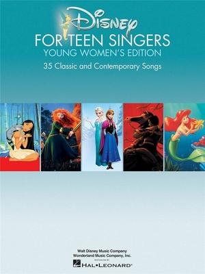 Disney For Teen Singers  Young Women's Edition /  / Hal Leonard