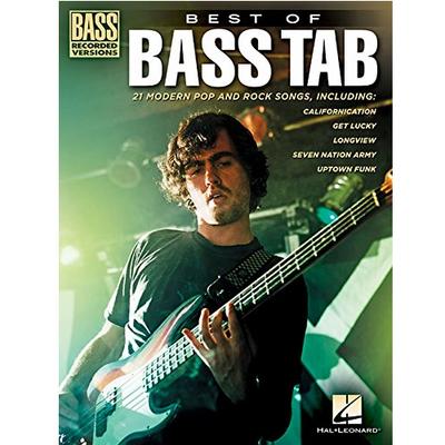 Best Of Bass Tab /  / Hal Leonard