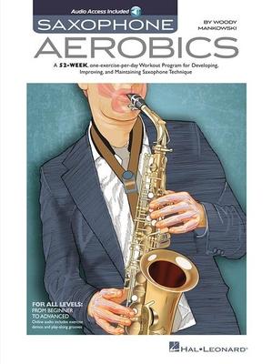 Saxophone Aerobics /  / Hal Leonard