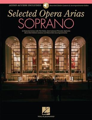 Selected Opera Arias Soprano /  / Hal Leonard
