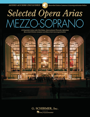 Vocal Collection / Selected Opera Arias -Mezzo-Soprano    Mezzo-Soprano and Piano Buch + Online-Audio Oper/Operette HL50600346 / Robert L. Larsen / G. Schirmer