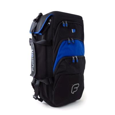Fusion Premium Housse sac à dos pour 3 Trompettes noir / Bleu