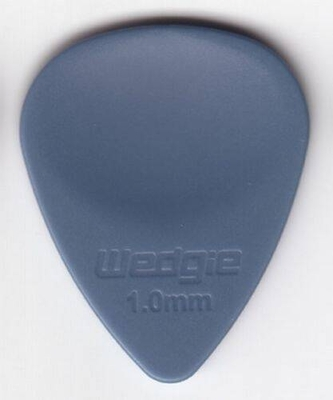 Wedgie Delrin .100 mm 12pcs