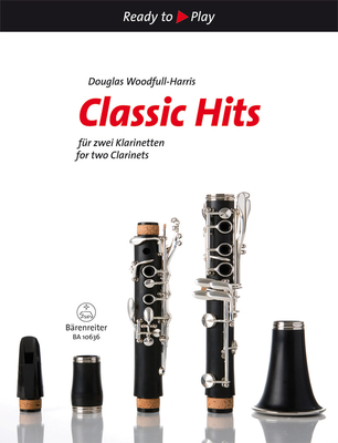 Classic Hits for two Clarinets /  / Bärenreiter