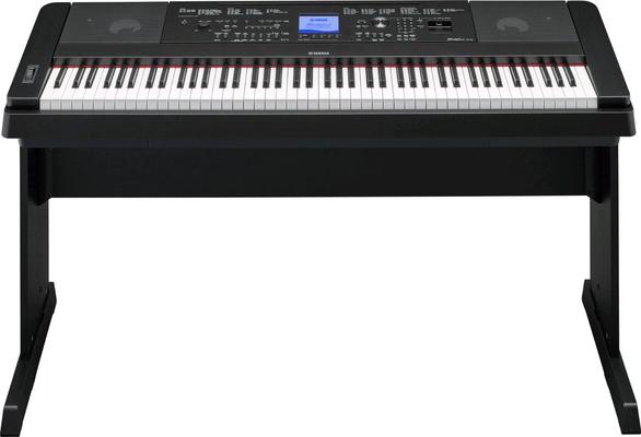 Yamaha DGX-660B Piano Arrangeur noir mat