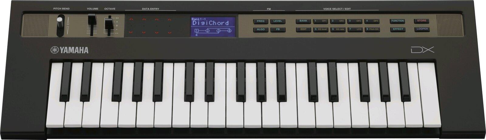 Yamaha Reface DX Mini keyboard : photo 1