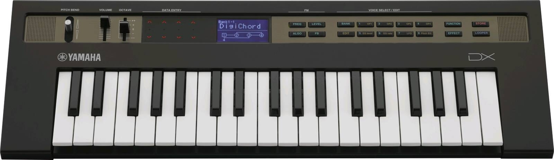 Yamaha Reface DX Mini keyboard