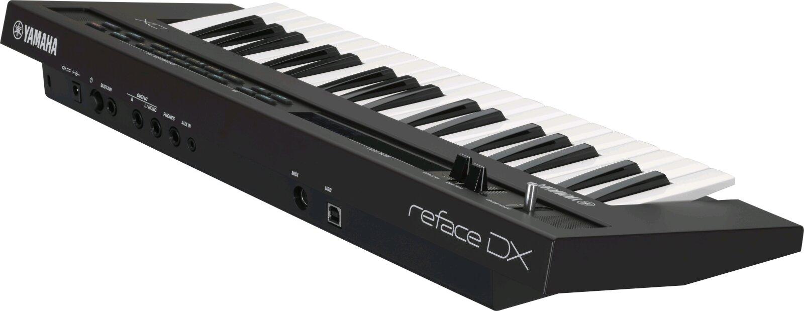 Yamaha Reface DX Mini keyboard : photo 3