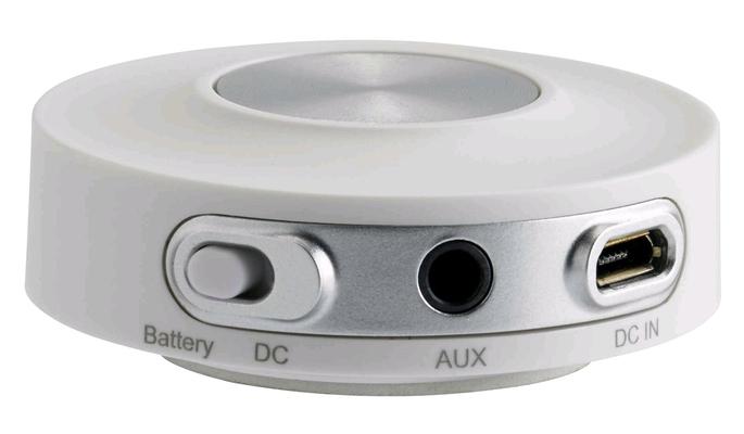 Audiophony BT2xE Double emetteur de musique Bluetooth sur batterie