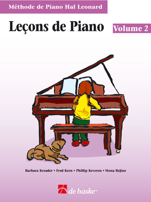 Méthode de Piano Hal Leonard / Leçons de Piano, volume 2 (avec Cd) Méthode de Piano Hal Leonard /  / De Haske
